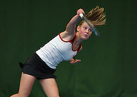 20131201,Netherlands, Almere,  National Tennis Center, Tennis, Winter Youth Circuit, Suzan Lamens <br /> Photo: Henk Koster