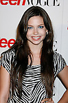 LOS ANGELES, CA. - September 18: Actress Daveigh Chase arrives at the Teen Vogue Young Hollywood Party at the Los Angels County Museum Of Art on September 18, 2008 in Los Angeles, California.