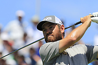 Louis Oosthuizen (RSA) tees off the 1st tee to start his match during Thursday's Round 1 of the 117th U.S. Open Championship 2017 held at Erin Hills, Erin, Wisconsin, USA. 15th June 2017.<br /> Picture: Eoin Clarke | Golffile<br /> <br /> <br /> All photos usage must carry mandatory copyright credit (&copy; Golffile | Eoin Clarke)