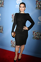 """LOS ANGELES - MAY 6:  Ana de la Reguera at the """"Everything, Everything"""" Premiere on the TCL Chinese 6 Theater on May 6, 2017 in Los Angeles, CA"""