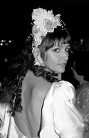 ***FILE PHOTO*** Margot Kidder has passed away at 69****<br /> Margot Kidder attending 'Common Performance Benefit' on April 28, 1986 at the St. Regis Hotel in New York City, New York. <br /> CAP/MPI/WAL<br /> &copy;WAL/MPI/Capital Pictures