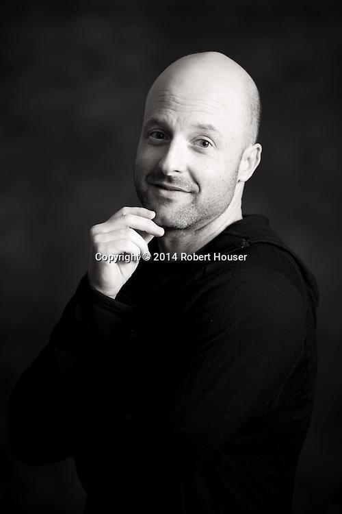 Portrait of Alain Chuard - founder Wildfire