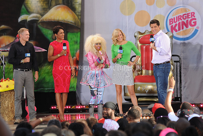 WWW.ACEPIXS.COM . . . . . .August 5, 2011...New York City....Nicki Minaj performs on ABC's 'Good Morning America' at Rumsey Playfield, Central Park on August 5, 2011 in New York City.....Please byline: KRISTIN CALLAHAN - ACEPIXS.COM.. . . . . . ..Ace Pictures, Inc: ..tel: (212) 243 8787 or (646) 769 0430..e-mail: info@acepixs.com..web: http://www.acepixs.com .WWW.ACEPIXS.COM . . . . . .August 5, 2011...New York City....Nicki Minaj performs on ABC's 'Good Morning America' at Rumsey Playfield, Central Park on August 5, 2011 in New York City.....Please byline: KRISTIN CALLAHAN - ACEPIXS.COM.. . . . . . ..Ace Pictures, Inc: ..tel: (212) 243 8787 or (646) 769 0430..e-mail: info@acepixs.com..web: http://www.acepixs.com .
