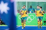07/08/16 Men - Australia v Spain