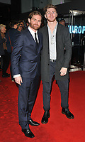 Mark Stanley and guest at the 61st BFI LFF &quot;Dark River&quot; European premiere, Odeon Leicester Square, Leicester Square, London, England, UK, on Saturday 07 October 2017.<br /> CAP/CAN<br /> &copy;CAN/Capital Pictures