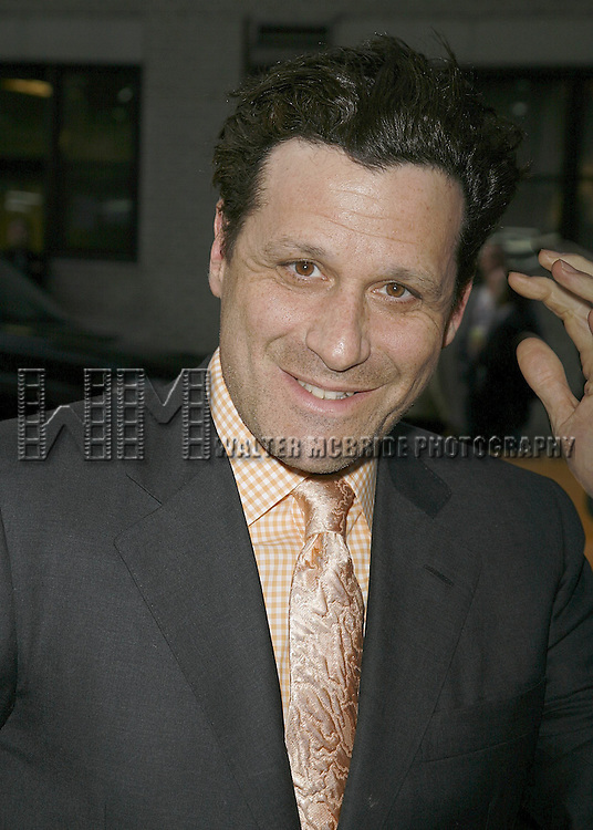 Isaac Mizrahi attending the Opening Night performance of the Roundabout Theatre Company's Broadway production of THE THREEPENNY OPERA at Studio 54 in New York City..April 20, 2006 .© Walter McBride/WM Photography