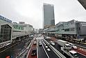 New Shinjuku Expressway Bus Terminal opens