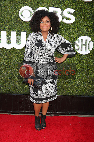 Yvette Nicole Brown<br /> at the CBS, CW, Showtime Summer 2016 TCA Party, Pacific Design Center, West Hollywood, CA 08-10-16<br /> David Edwards/DailyCeleb.com 818-249-4998