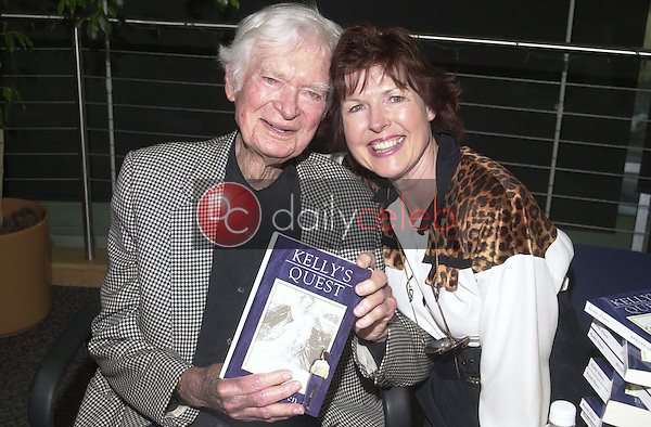 Buddy Ebsen and wife Dorothy