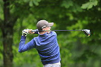 Tom Dowdall (Woodbrook) during the final round at the Mullingar Scratch Trophy, the final event in the Bridgestone order of merit Mullingar Golf Club, Mullingar, West Meath, Ireland. 11/08/2019.<br /> Picture Fran Caffrey / Golffile.ie<br /> <br /> All photo usage must carry mandatory copyright credit (© Golffile | Fran Caffrey)