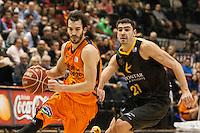 Valencia basket - Iberostar Tenerife (11-1-2014)