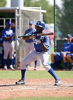 Patrick Norris / Kansas City Royals 2008 Instructional League..Photo by:  Bill Mitchell/Four Seam Images