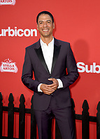 Leith M. Burke at the premiere for &quot;Suburbicon&quot; at the Regency Village Theatre, Westwood. Los Angeles, USA 22 October  2017<br /> Picture: Paul Smith/Featureflash/SilverHub 0208 004 5359 sales@silverhubmedia.com