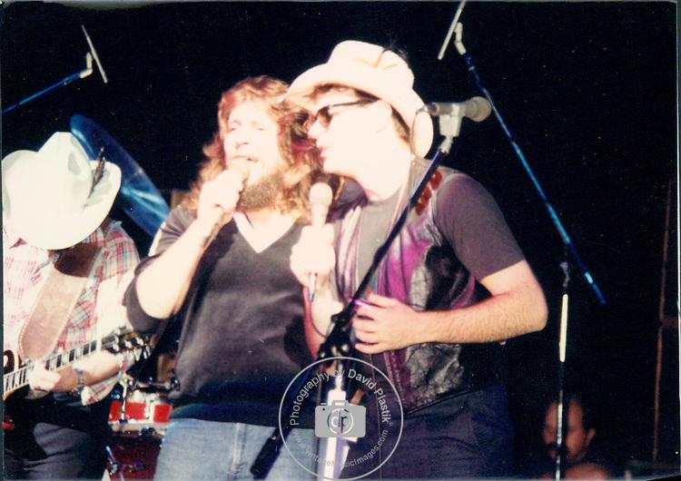 Dan Aykroyd, Marshall Tucker Band