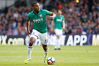 Daniel Sturbridge of West Brom in action during the EPL - Premier League match between Crystal Palace and West Bromwich Albion at Selhurst Park, London, England on 13 May 2018. Photo by Carlton Myrie / PRiME Media Images.