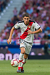 Santiago Comesana, Santi Comesana, of Rayo Vallecano in action during the La Liga 2018-19 match between Atletico de Madrid and Rayo Vallecano at Wanda Metropolitano on August 25 2018 in Madrid, Spain. Photo by Diego Souto / Power Sport Images