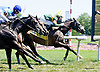 Drink on This winning at Delaware Park racetrack on 7/5/14