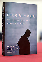 """125th Mark Shriver talk """"Pilgrimage: My Search for the Real Pope Francis"""""""