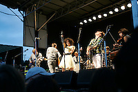 Montreal (Qc) CANADA - June 2010 - Arcade Fire outdoor concert
