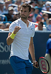 Grigor Dimitrov (BUL) defeated John Isner (USA) 7-6, 7-6
