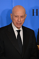 LOS ANGELES, CA. January 06, 2019: Alan Arkin at the 2019 Golden Globe Awards at the Beverly Hilton Hotel.<br /> Picture: Paul Smith/Featureflash
