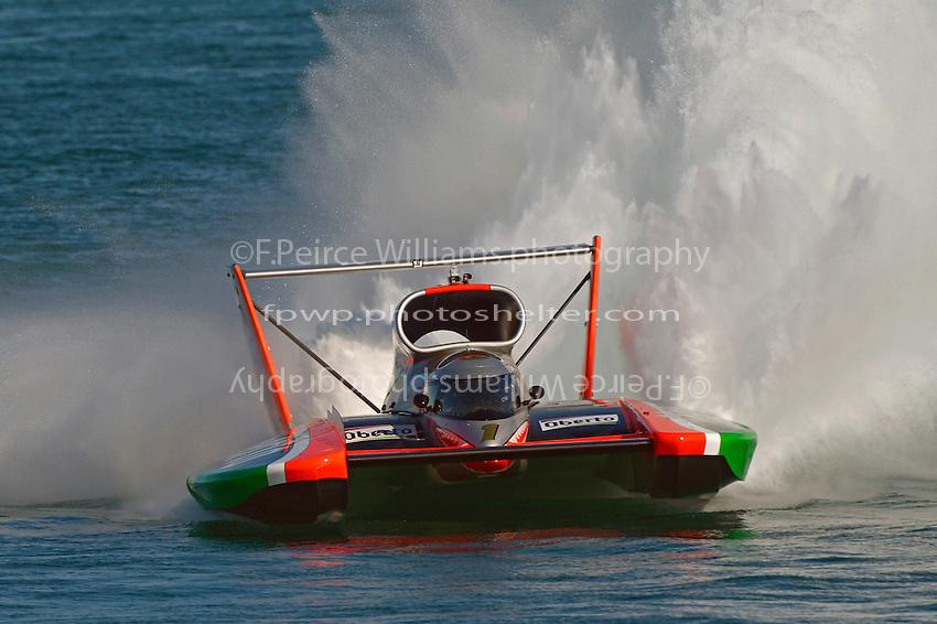 "Jimmy Shane, U-1 ""Oberto""  (Unlimited Hydroplane)"