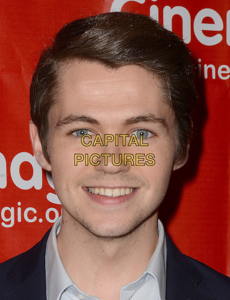 10 March 2016 - Santa Monica, California - Damian McGinty. Arrivals for Cinemagic's LA showcase and sneak preview of &quot;Delicate Things&quot; held at The Fairmont Miramar Hotel.  <br /> CAP/ADM/BT<br /> &copy;BT/ADM/Capital Pictures