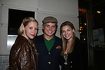 Caitlin Van Zandt - Billy Magnussen - Bonnie Dennison at the Fame-Wall World Premiere Launch Party and Inaugural Portrait Unveiling Honoring John Stamos currently starring in Broadway's Bye, Bye Birdie on September 10, 2009 at Trattoria Dopo Teatro, NYC - now Home of New Fame-Wall, NYC. Fame-Wall salutes those who have inspired people and made a significant impact through the world of art and entertainment. (Photo by Sue Coflin/Max Photos)
