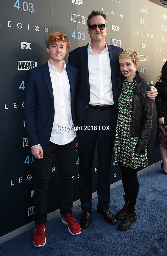 "LOS ANGELES, CA - APRIL 2: Executive Producer/Director John Cameron attends the season two premiere of FX's ""Legion"" at the DGA Theater on April 2, 2018 in Los Angeles, California. (Photo by Frank Micelotta/FX/PictureGroup)"