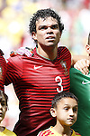 Pepe (POR), JUNE 26, 2014 - Football / Soccer : FIFA World Cup Brazil<br /> match between Portugal and Ghana at the Estadio Nacional in Brasilia, Brazil. (Photo by AFLO) [3604]
