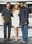 LOS ANGELES, CA. - November 30: Mario Lopez,Jennifer Lopez and Denzel Washington attend the Boys And Girls Clubs of America Announcement at Nokia Theatre L.A. Live on November 30, 2010 in Los Angeles, California.