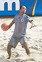 Shingo Terukina (JPN), SEPTEMBER 4, 2011 - Beach Soccer : FIFA Beach Soccer World Cup Ravenna-Italy 2011 Group D match between Ukraine 4-2 Japan at Stadio del Mare, Marina di Ravenna, Italy, (Photo by Enrico Calderoni/AFLO SPORT) [0391]