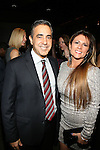 "The Haves and Have NOts Producer Ozzie Areu and Wife Ariana Areu Attends Screening of the Season Premiere of OWN's and Tyler Perry's ""The Haves and the Have Nots"" And A Sneak Peek of ""Love Thy Neighbor"" Held at the Soho Grand Hotel, NY"