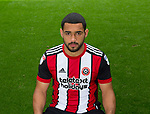 Cameron Carter-Vickers of Sheffield Utd during the 2017/18 Photocall at Bramall Lane Stadium, Sheffield. Picture date 7th September 2017. Picture credit should read: Sportimage