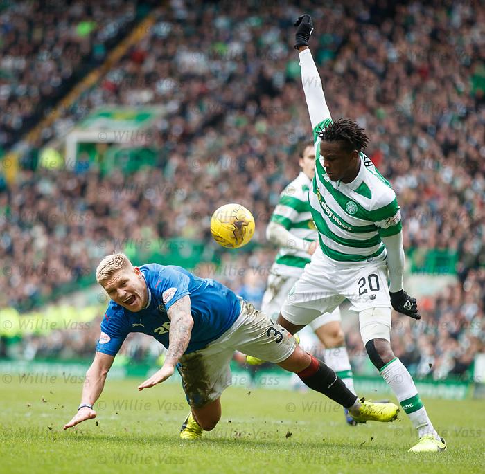 Martyn Waghgorn fouled