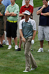 Keegan Bradley (USA) on the 10th fairway on day 1 of the World Golf Championship Bridgestone Invitational, from Firestone Country Club, Akron, Ohio. 4/8/11.Picture Fran Caffrey www.golffile.ie
