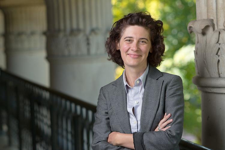 Liz Lee Faculty Sociology People Portrait