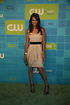 Lyndsy Fonseca - Nikita and was on Young and Restless at The CW Upfront 2010 green carpet arrivals on May 20, 2010 at Madison Square Gardens, New York, New York. (Photo by Sue Coflin/Max Photos)