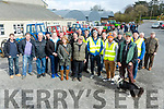 Mid Kerry Macra  2nd annual Modern and Vintage Tractor Run in aid of Kerry Mental Health Association at Miltown Mart Yard on Sunday