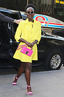 OCT 15 Lupita Nyong'o Seen In NYC
