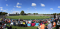 General view of Hagley Oval.<br /> New Zealand Blackcaps v England. 5th ODI International one day cricket, Hagley Oval, Christchurch. New Zealand. Saturday 10 March 2018. &copy; Copyright Photo: Andrew Cornaga / www.Photosport.nz