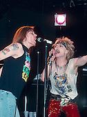Dec 12, 1989: GUNS N' ROSES - Whisky A Go Go West Hollywood CA USA