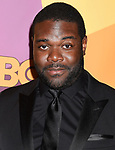 BEVERLY HILLS, CA - JANUARY 07: Actor Sam Richardson arrives at HBO's Official Golden Globe Awards After Party at Circa 55 Restaurant in the Beverly Hilton Hotel on January 7, 2018 in Los Angeles, California.