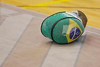 SABADELL, ESPANHA, 26.10.2019 - ESPORTE-ESPANHA - Brasileira Ana Beatriz Bulcão durante o Torneio Internacional de Esgrima na Espanha. (Foto: Ismael Arroyo/Brazil Photo Press)