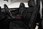 Front seat view of 2016 Cadillac XTS - 4 Door Sedan Front Seat  car photos