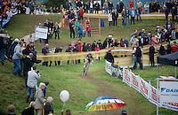 Sven Nys (BEL/Crelan-AAdrinks) building a solid lead<br /> <br /> GP Mario De Clercq<br /> Hotondcross 2014