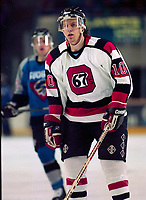 Nick Boyton, Ottawa 67's, 1995 Photo: Scott Grant