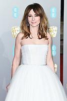 Linda Cardellini<br /> arriving for the BAFTA Film Awards 2019 at the Royal Albert Hall, London<br /> <br /> ©Ash Knotek  D3478  10/02/2019