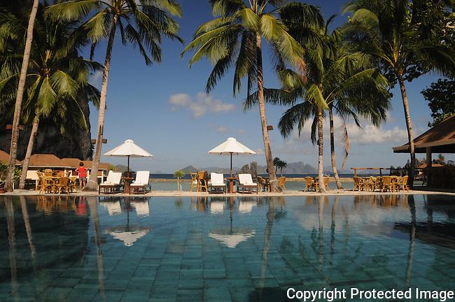 Lagen Island, Palawan, Philippines