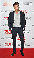 Theo James at the &quot;War On Everyone&quot; UK film premiere, Picturehouse Central, Corner of Shaftesbury Avenue and Great Windmill Street, London, England, UK, on Thursday 29 September 2016.<br /> CAP/CAN<br /> &copy;CAN/Capital Pictures /MediaPunch ***NORTH AND SOUTH AMERICAS ONLY***